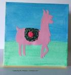 Pink Llama I
