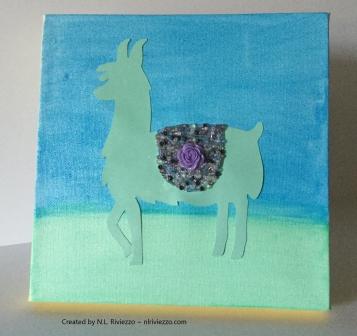 Green Llama I