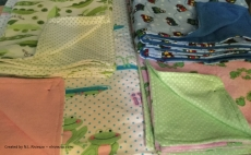 Swaddle Blankets 1