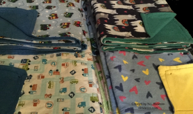 Swaddle Blankets 2
